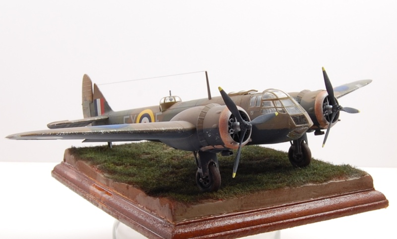 Bristol Blenheim Mk1 - England for ever - Airfix 4910