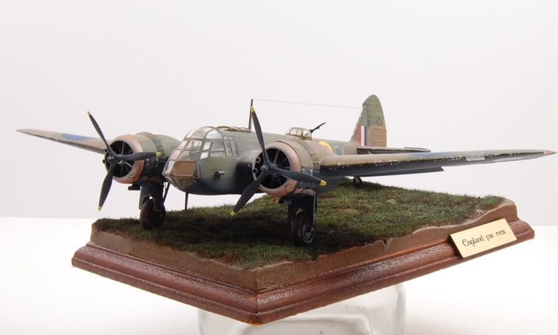Bristol Blenheim Mk1 - England for ever - Airfix 5010