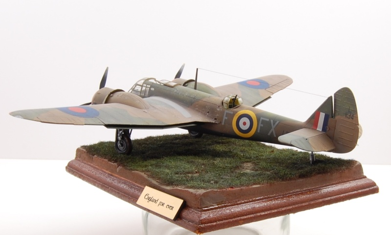Bristol Blenheim Mk1 - England for ever - Airfix 5110