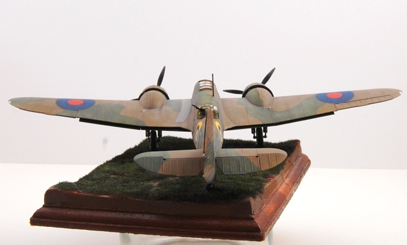 Bristol Blenheim Mk1 - England for ever - Airfix 5210