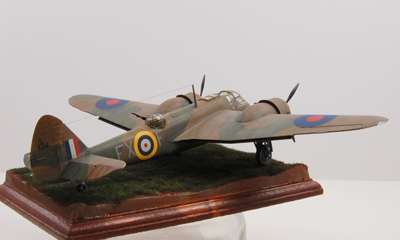 Bristol Blenheim Mk1 - England for ever - Airfix 5310