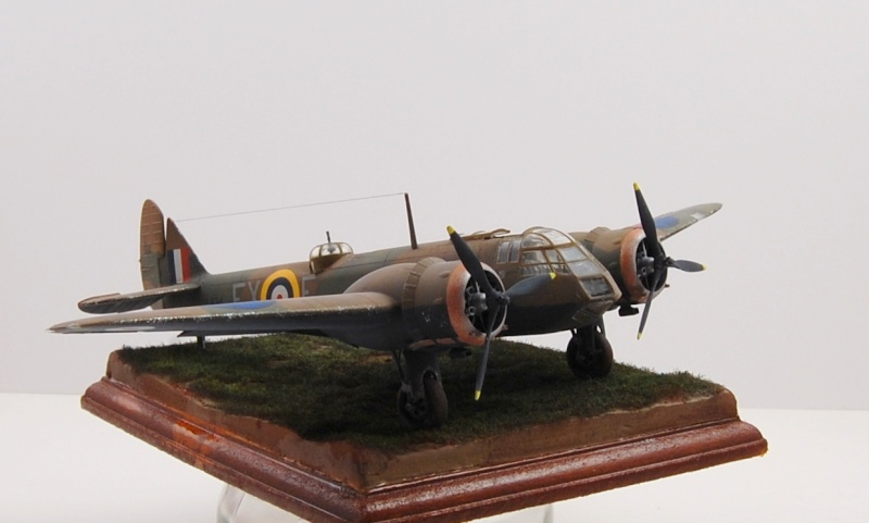 Bristol Blenheim Mk1 - England for ever - Airfix 5410