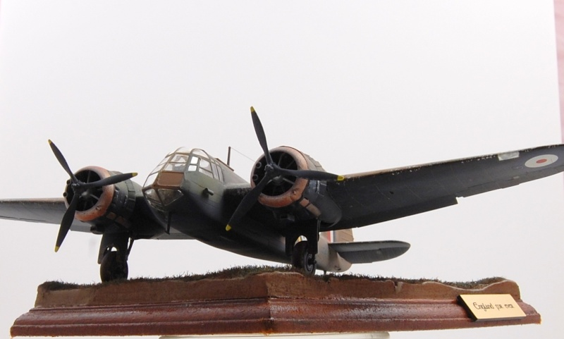 Bristol Blenheim Mk1 - England for ever - Airfix 5510