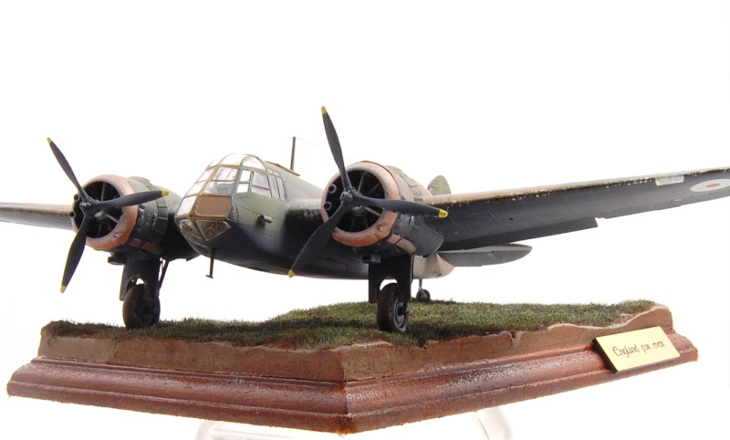 Bristol Blenheim Mk1 - England for ever - Airfix 5610