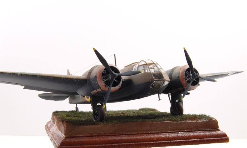 Bristol Blenheim Mk1 - England for ever - Airfix 5710