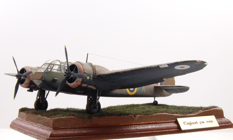 Bristol Blenheim Mk1 - England for ever - Airfix 5810