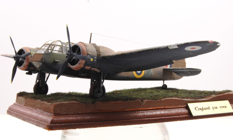 Bristol Blenheim Mk1 - England for ever - Airfix 5910