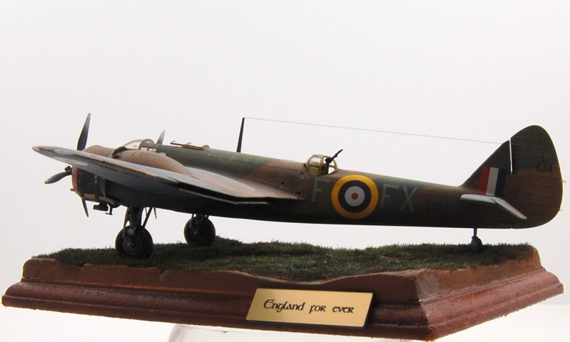 Bristol Blenheim Mk1 - England for ever - Airfix 6010