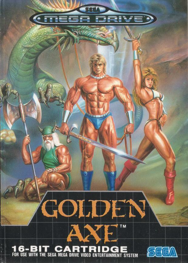 [RT] Golden Axe - 1989 - MegaDrive Golden11