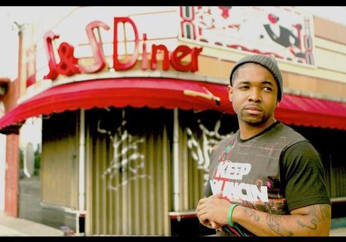 Hip Hop Artist GhostWridah Wanted For Murder! 14475210