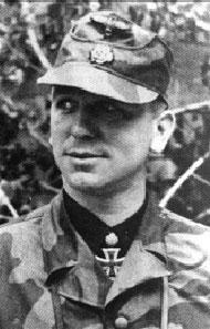 MEYER Kurt Adolf Wilhelm dit Panzermeyer Meyer110