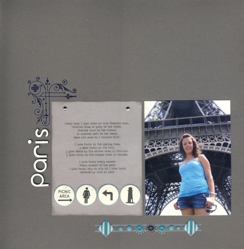 2 pages non retenues et 3 nouvelles créations Paris-10