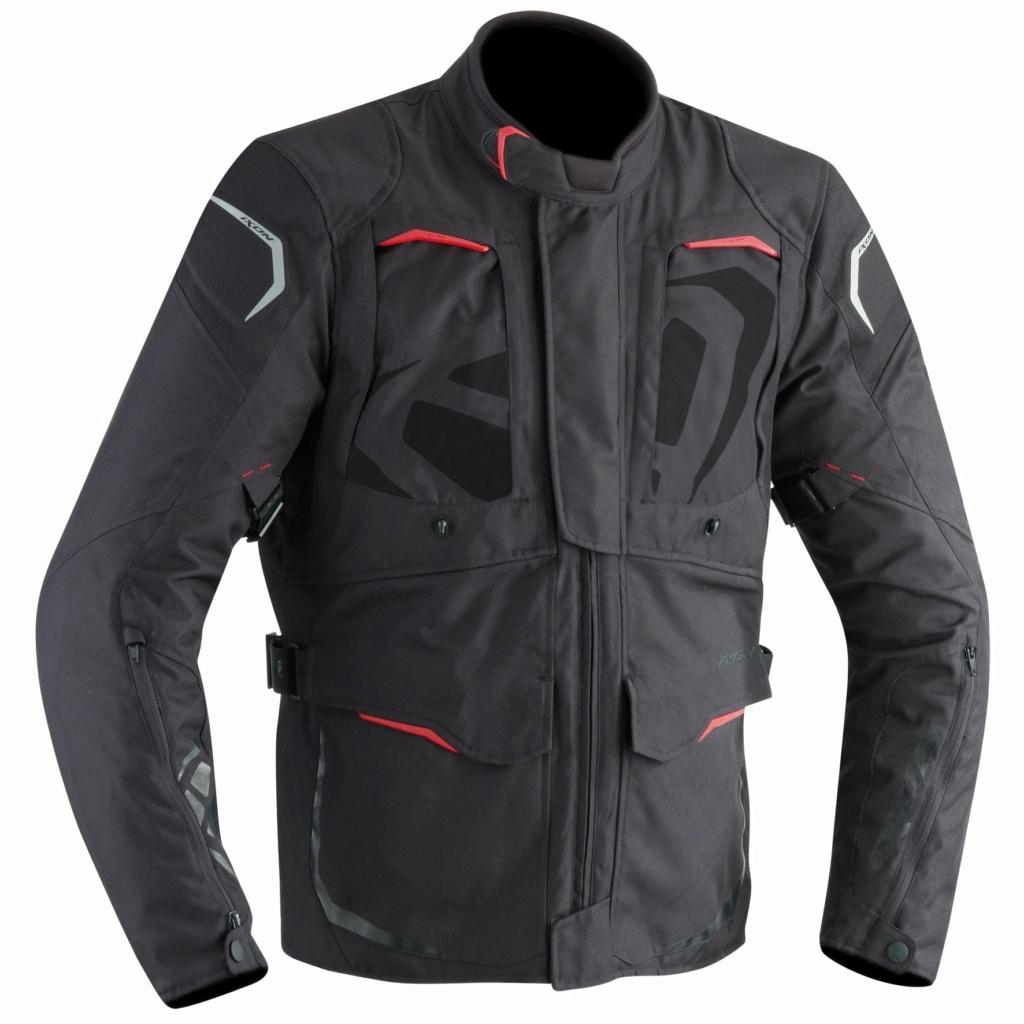 [A Vendre] Veste moto XL toutes saisons Ixon Cross Air Cross-11