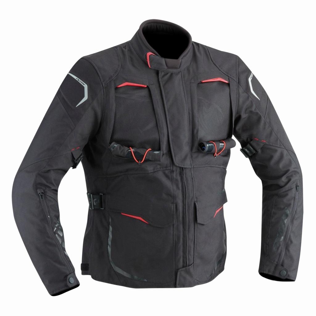 [A Vendre] Veste moto XL toutes saisons Ixon Cross Air Cross-12