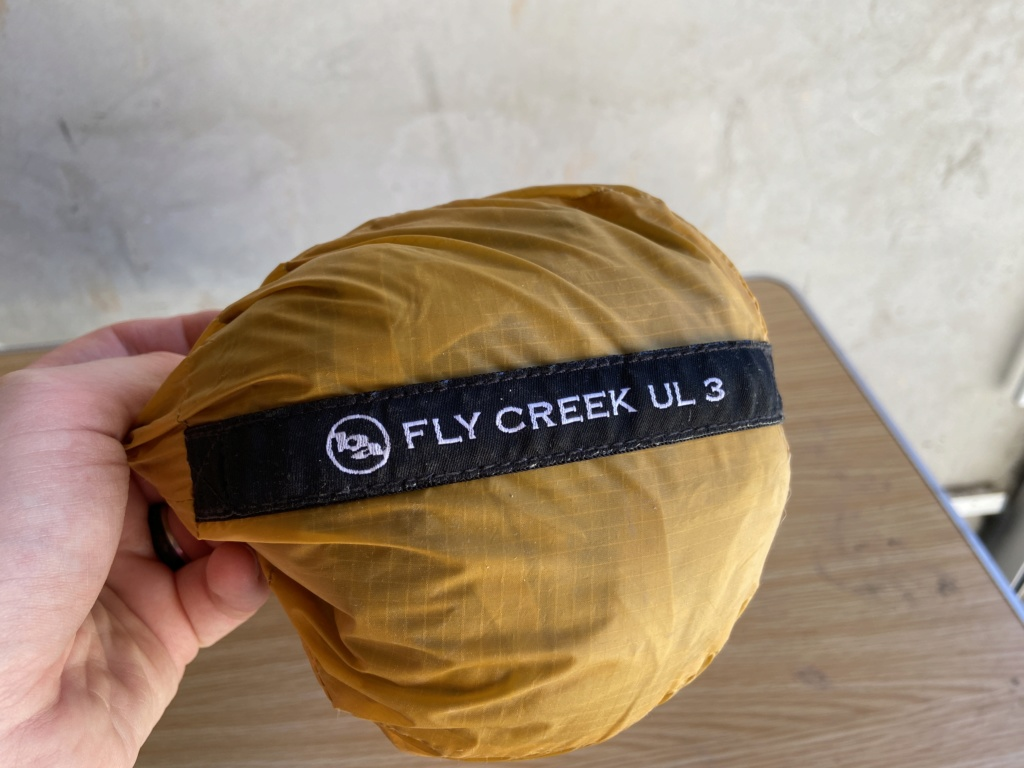 [Vendue] Tente ultra légère Big Agnes Fly Creek UL3 Img_3914