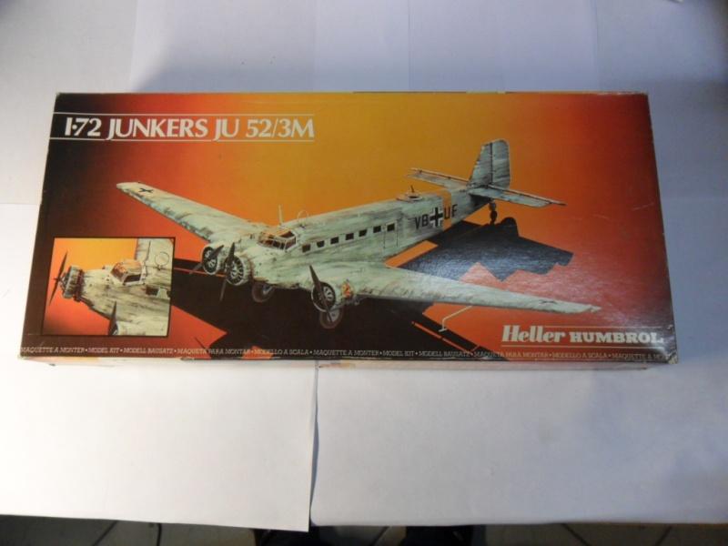 Junkers Ju 52 Heller 1/72 00110