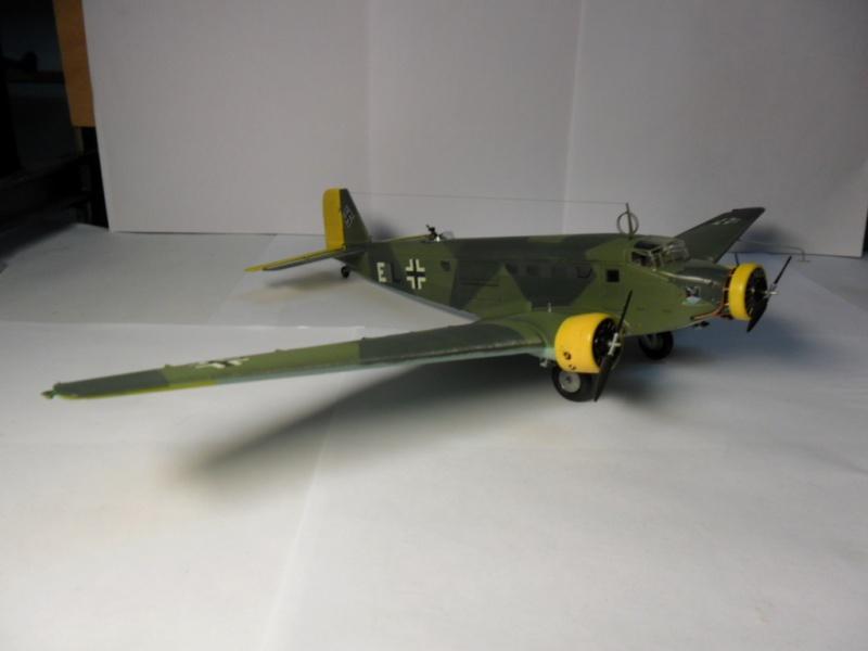 Junkers Ju 52 Heller 1/72 00210