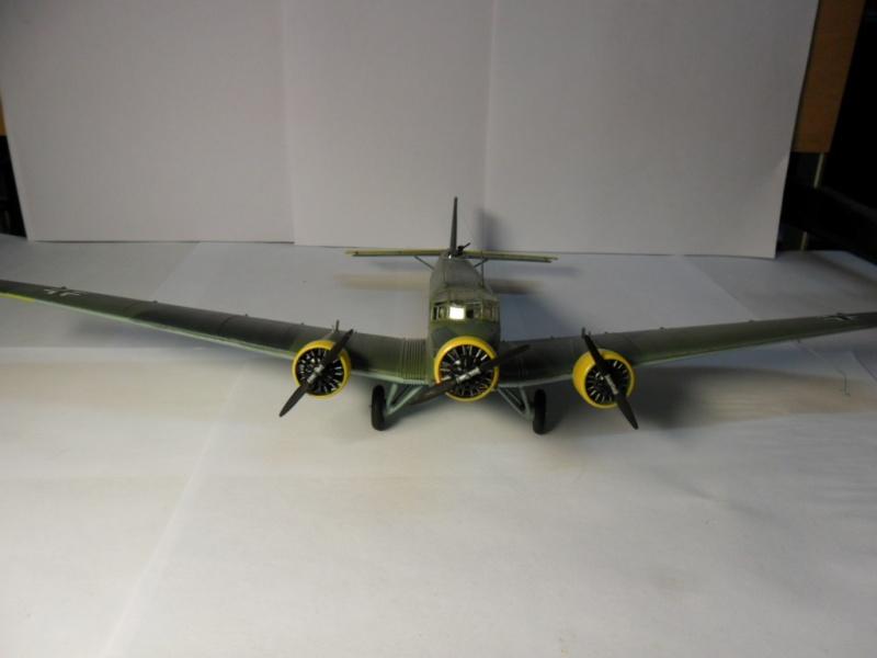 Junkers Ju 52 Heller 1/72 00410