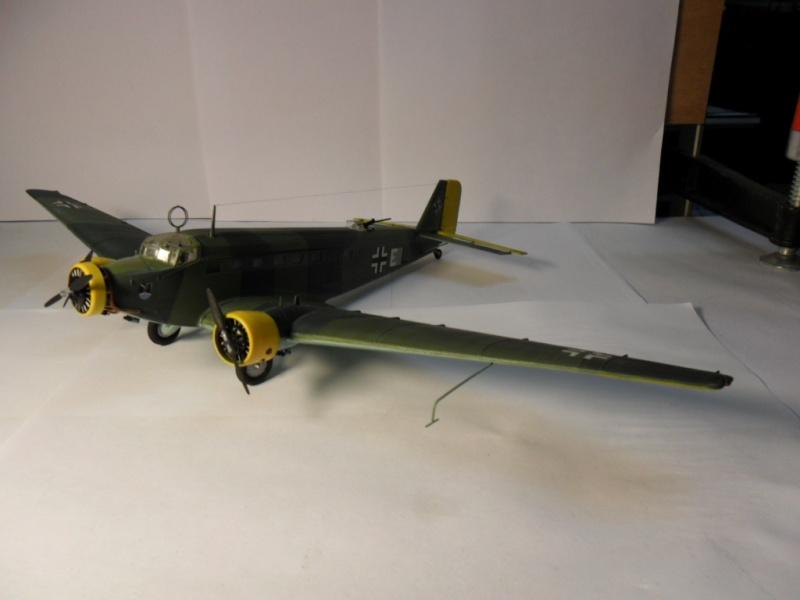 Junkers Ju 52 Heller 1/72 00510