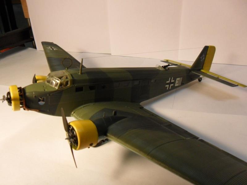 Junkers Ju 52 Heller 1/72 00610