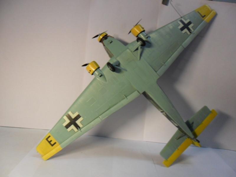Junkers Ju 52 Heller 1/72 00710