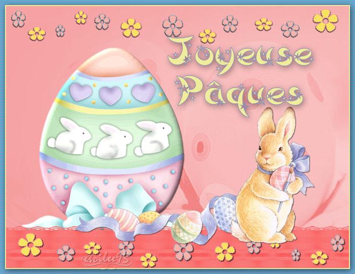 Lapin de Pâques(Psp) Image611
