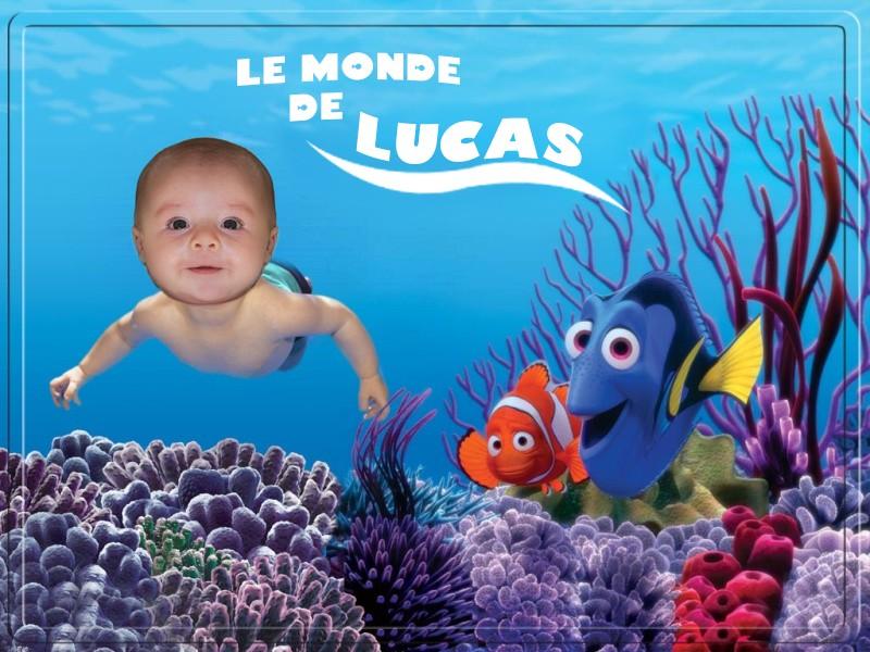 bébé nageur  Lucas10