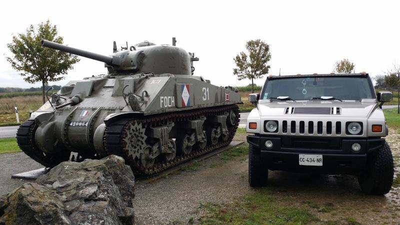 Hummer H2,  gros ou!!!   comparaison... 20141010
