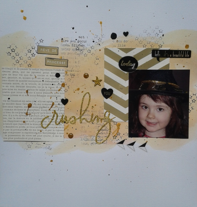 Challenge Scrapbooking Day n°6 : Steph63 20150515