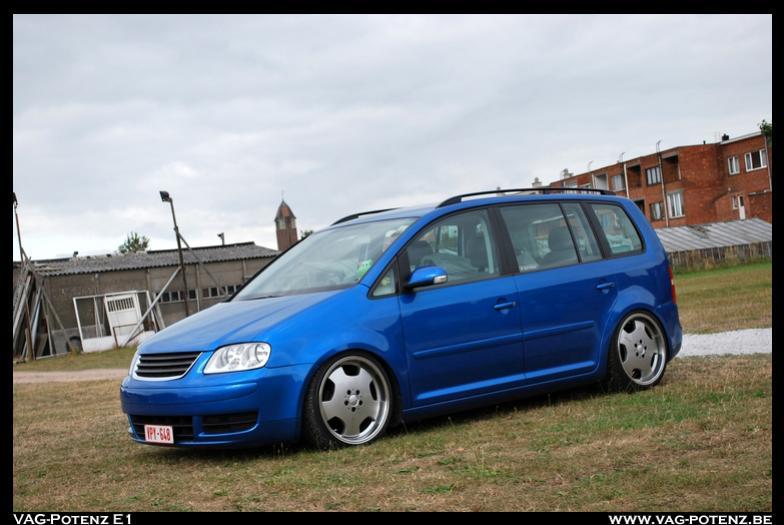 [ VW ] TOURAN 00591010