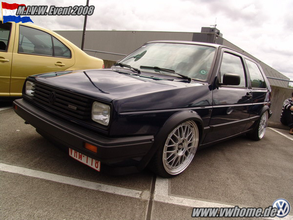 [ VW ] GOLF MK2 011_jp10