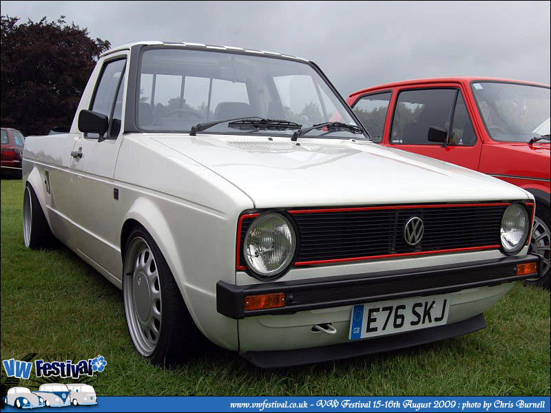 [ VW ] GOLF CADDY pick up / tolé 01520410