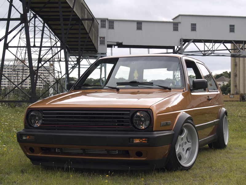 [ VW ] GOLF MK2 08100110