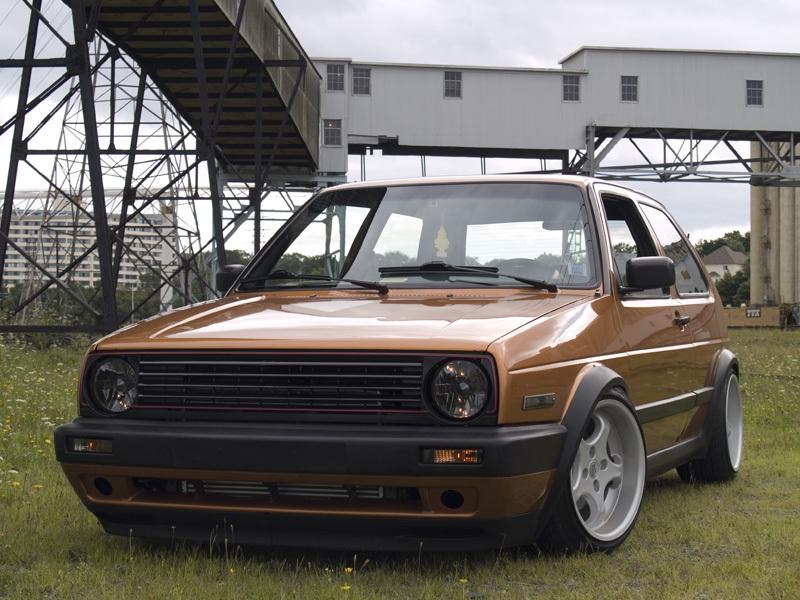[ VW ] GOLF MK2 08100111