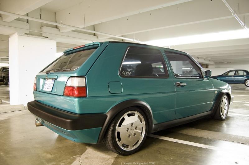 [ VW ] GOLF MK2 08100112