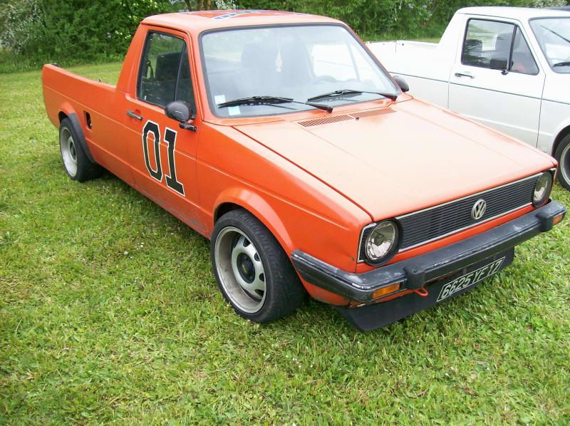 [ VW ] GOLF CADDY pick up / tolé 100_0410