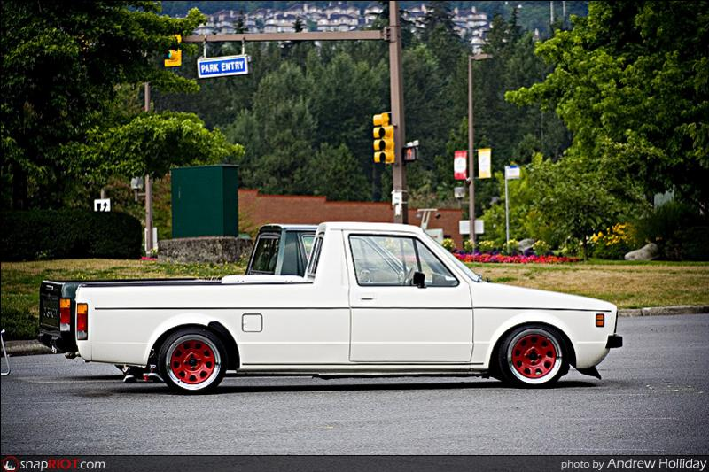 [ VW ] GOLF CADDY pick up / tolé 17_11_10