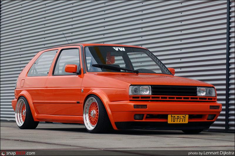 [ VW ] GOLF MK2 1_22_010