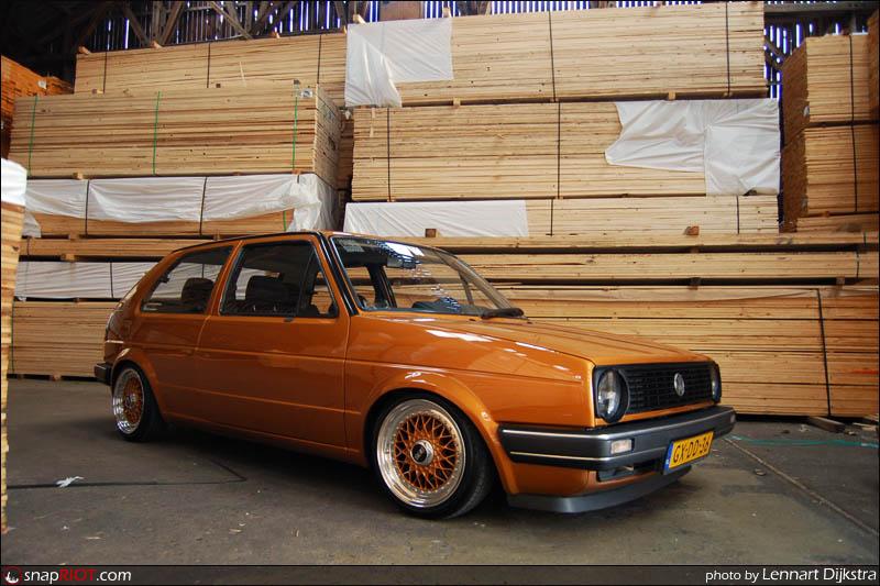 [ VW ] GOLF MK2 1_23_010