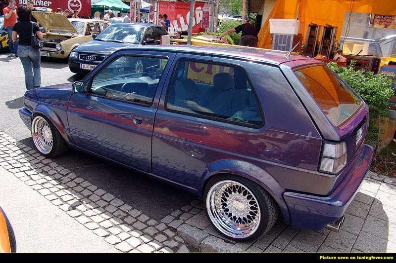 [ VW ] GOLF MK2 20002210