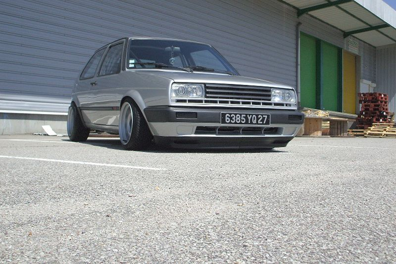 [ VW ] GOLF MK2 20011910