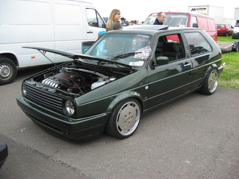 [ VW ] GOLF MK2 20043310