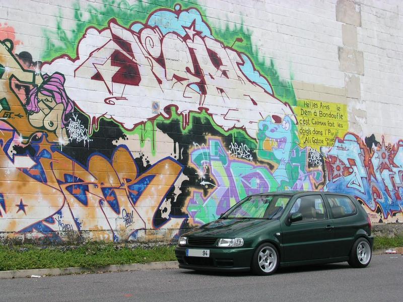 [ VW ] POLO 6N / 6N2 221cv910