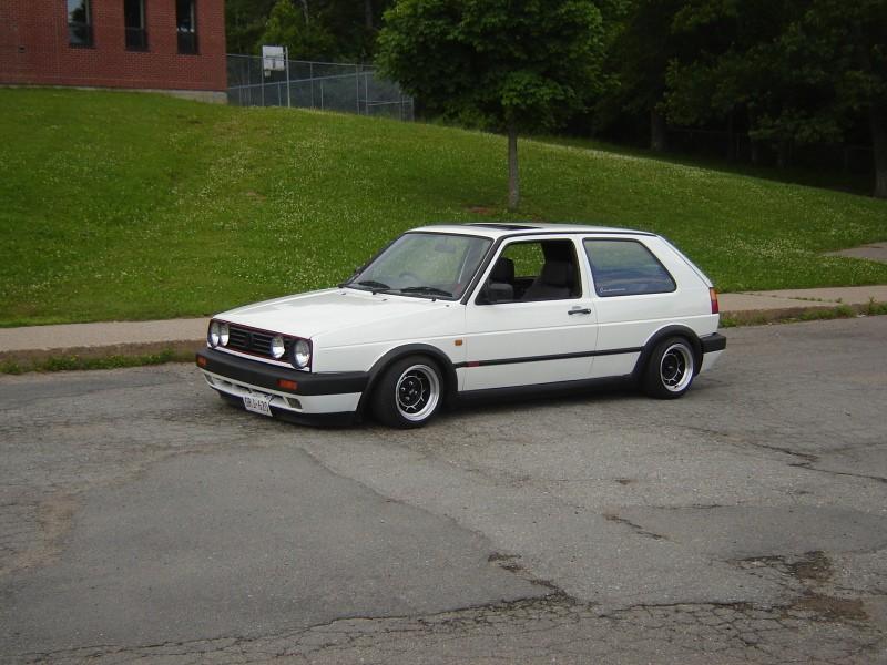[ VW ] GOLF MK2 23279810