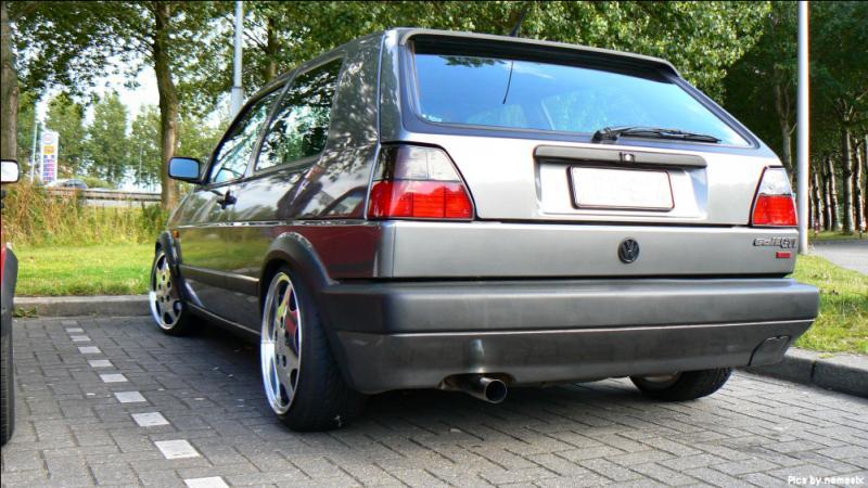 [ VW ] GOLF MK2 26687310