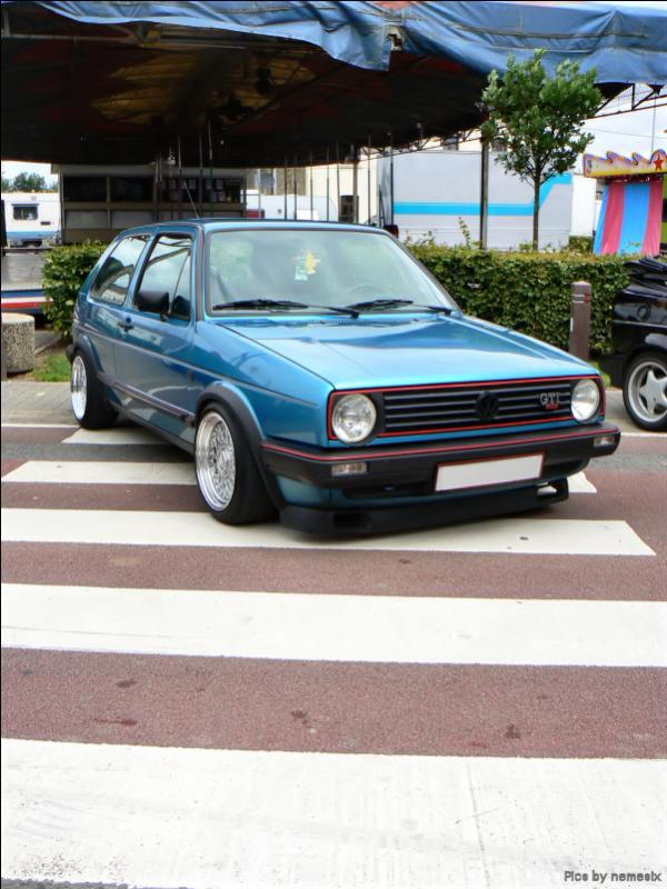[ VW ] GOLF MK2 26832210