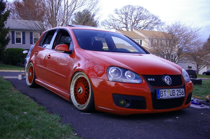 [ VW ] GOLF MK5 27162110