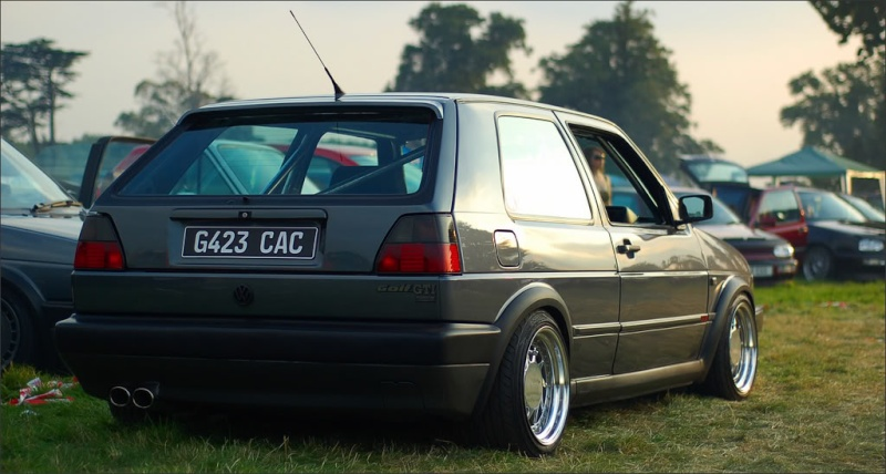[ VW ] GOLF MK2 28221510