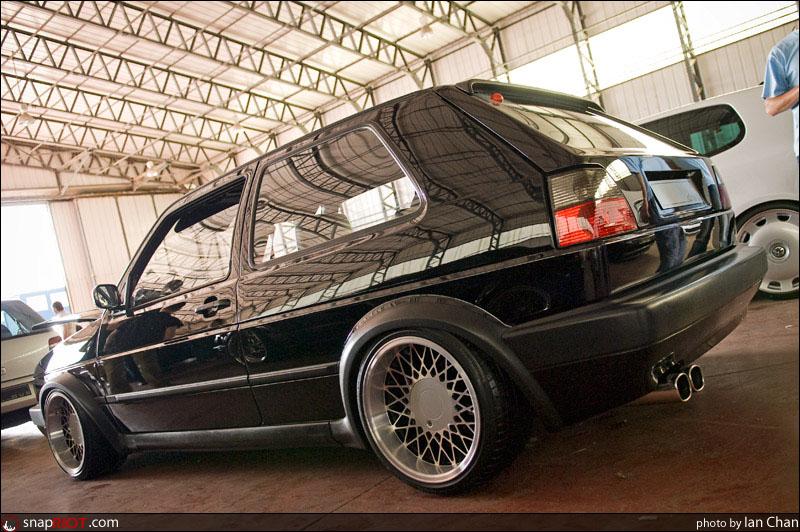 [ VW ] GOLF MK2 288_1811