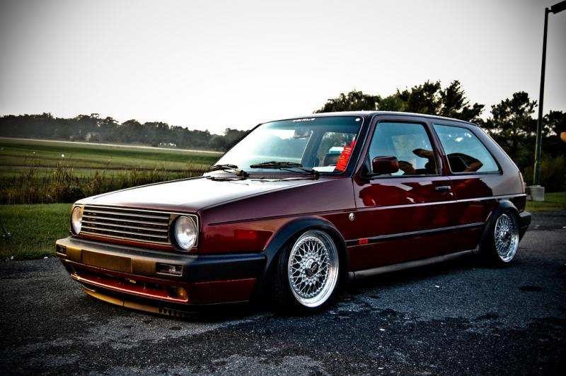 [ VW ] GOLF MK2 31780610